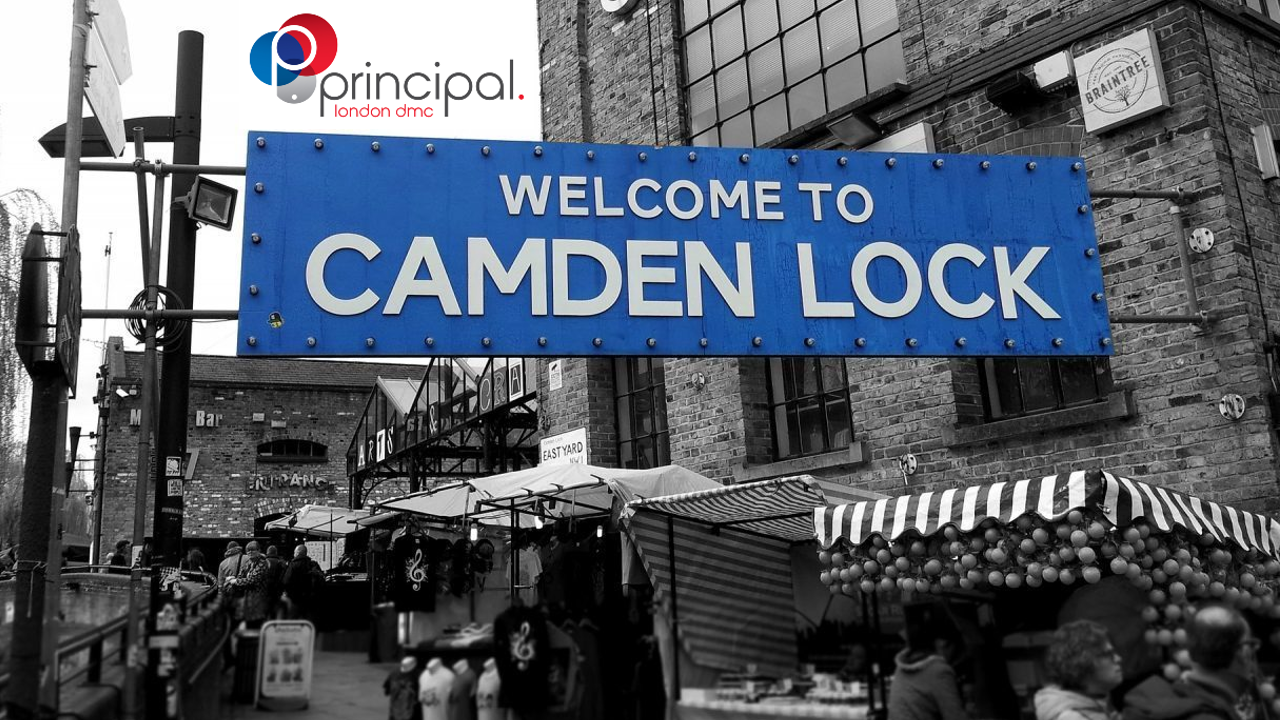 Camden Market Principal London DMC