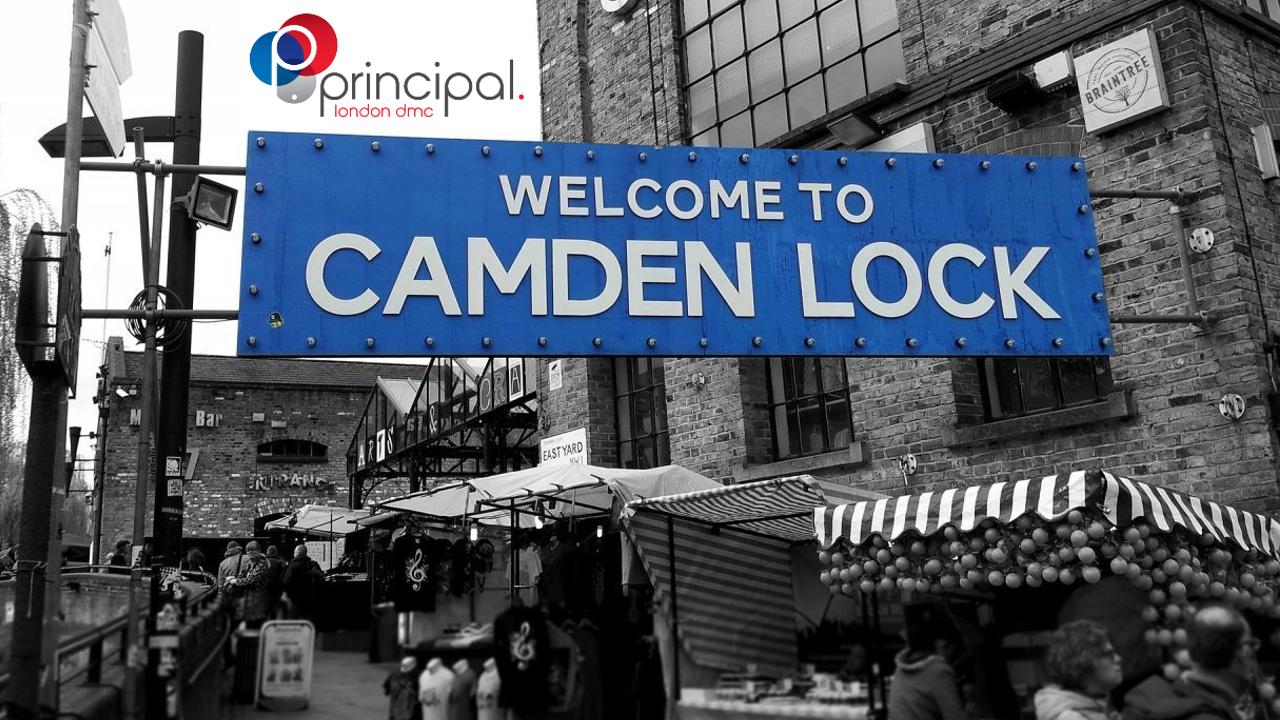 Camden Market Principal London DMC