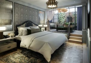 The Mayfair Townhouse Bedroom