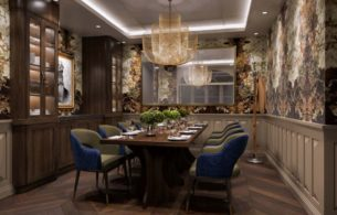 The Mayfair Townhouse Meeting Space